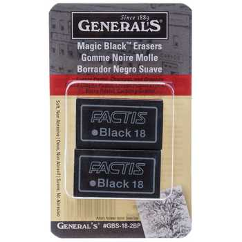 Black Magic Erasers